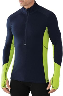 Smartwool Men's PhD Light Zip T