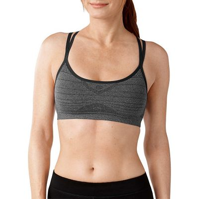 Smartwool Women's PhD Seamless Double Strappy Bra