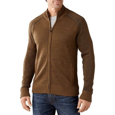 Smartwool Men's Pioneer Ridge Full Zip Sweater