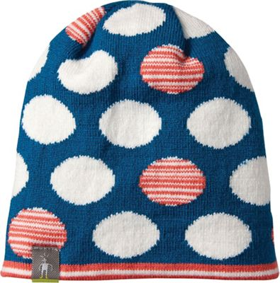 Smartwool Kids' Reversible Wintersport Dot Hat