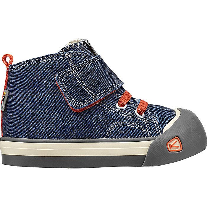 9affd01cf1b Keen Toddler Coronado High Top Leather Shoe - Moosejaw