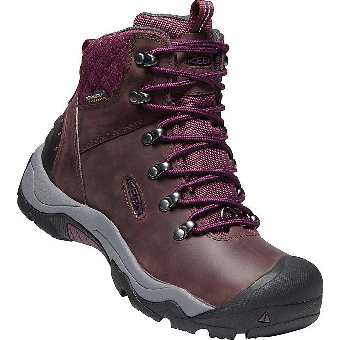 Purple Sports Outdoors Waterproof Keen Womens Revel III Walking Boots