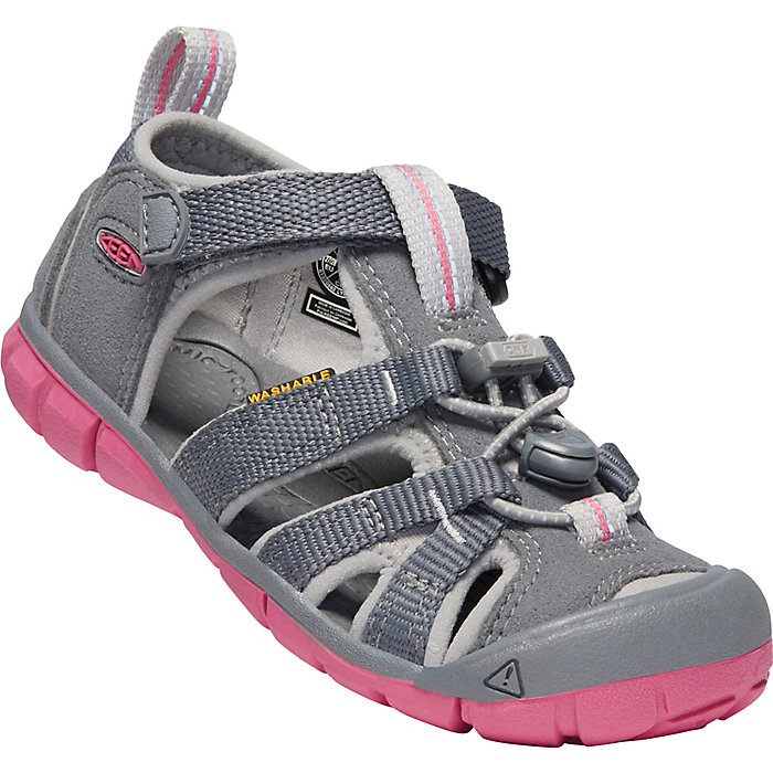 Keen Junior Seacamp II CNX Walking Shoes Sandals Grey Sports Outdoors