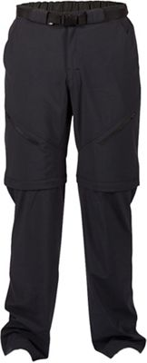 Zoic Men's Black Market Convertible Pant