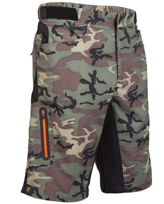 Zoic Men's Ether Camo Short