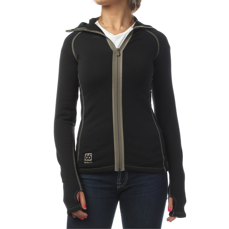 66North Women's Vik Hooded Jacket