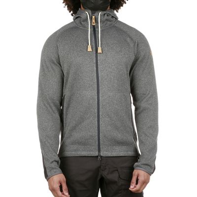 7af576be6181d Fjallraven Men s Ovik Fleece Hoodie