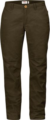 Fjallraven Women's Sormland Tapered Trousers