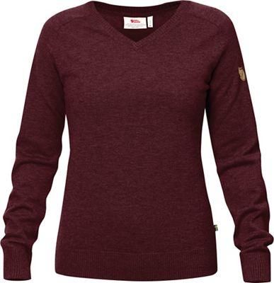 Fjallraven Women's Sormland V Neck Sweater