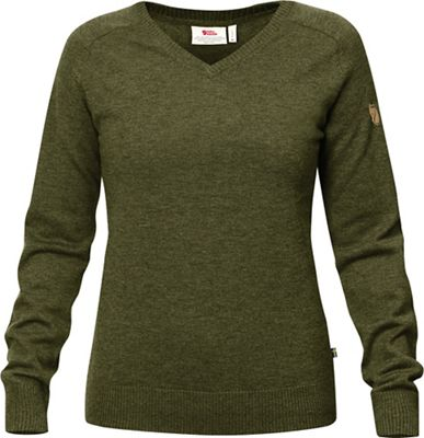 Fjallraven Women's Sormland V Neck Sweater
