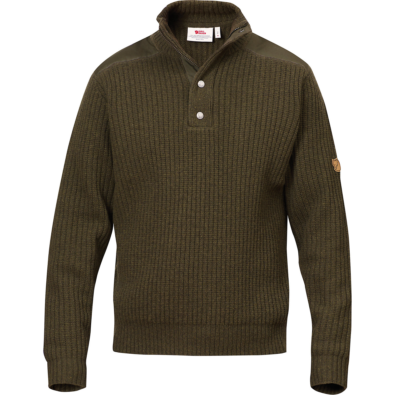 1e3bc6d3336ac Fjallraven Men's Varmland T-Neck Sweater - Moosejaw