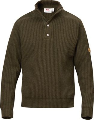 Fjallraven Men's Varmland T-Neck Sweater