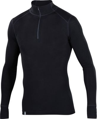 Ibex Men's Woolies 1 Zip T-Neck