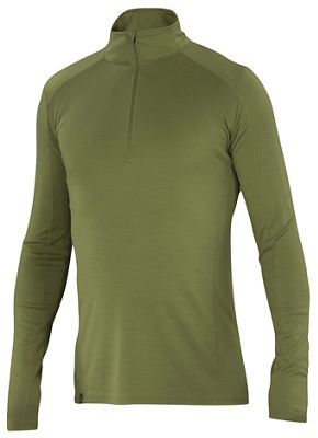 Ibex Men's Woolies 2 Zip T-Neck