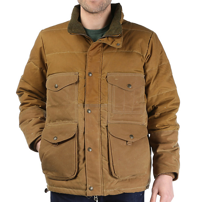 Filson Men s Down Cruiser Jacket - Moosejaw ff31b1e46fd