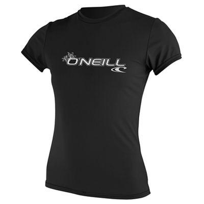 O'Neill Women's Basic Skins SS Rash Tee