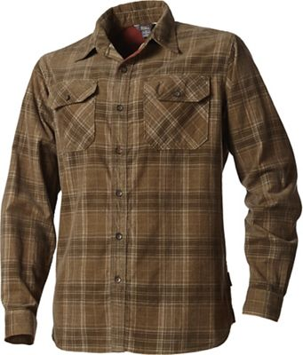 Royal Robbins Men's Colville Cord LS Shirt