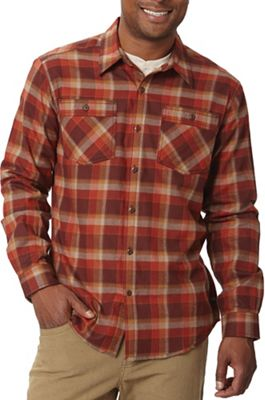 Royal Robbins Men's Merced Plaid LS Shirt