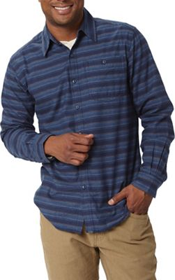 Royal Robbins Men's Sierra Stripe LS Shirt