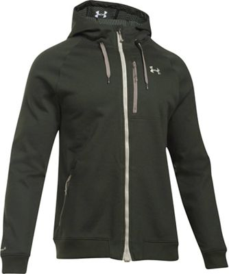 Under Armour Men's ColdGear Infrared Dobson Softshell Jacket