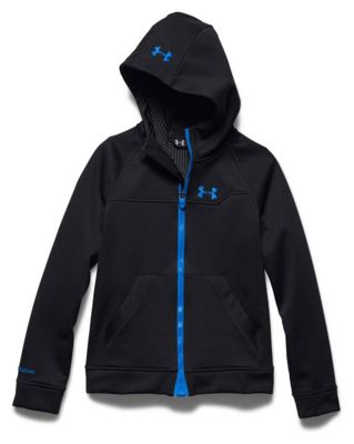 Under Armour Youth ColdGear Infrared Softershell Hooded
