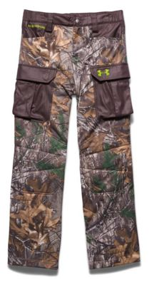 Under Armour Youth Coldgear Infrared Scent Control Barrier Pant
