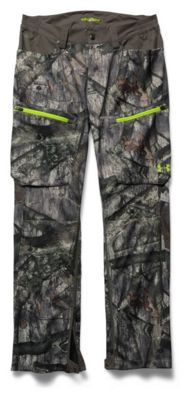 Under Armour Men's Coldgear Infrared Scent Control Softershell Pant