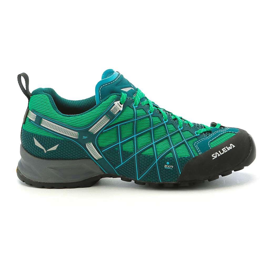 Salewa women 39 s wildfire s gtx shoe moosejaw for Womens fishing shoes