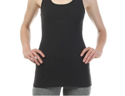 Beyond Yoga Women's Open Back Criss-Cross Tank