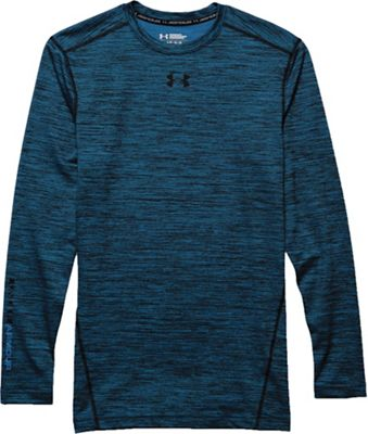 Under Armour Men's ColdGear Armour Twist Compression Crew Top