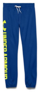 Under Armour Women's Favorite Fleece Boyfriend Pant