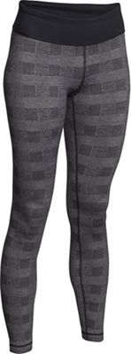 Under Armour Women's Menswear Plaid Legging
