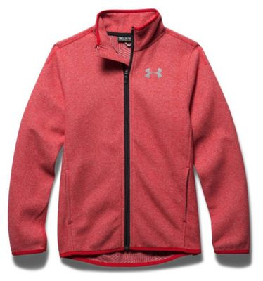 Under Armour Boys' The ColdGear Infrared Fleece Jacket