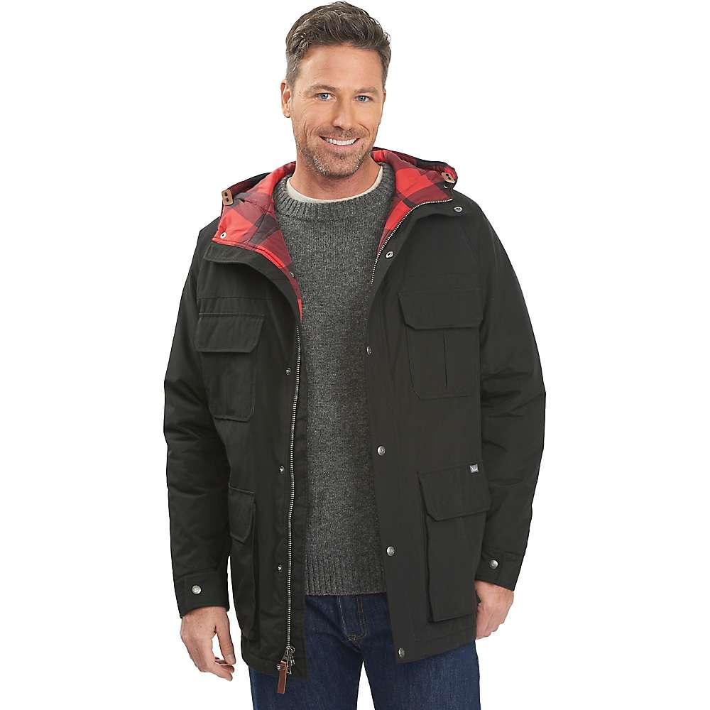 Woolrich Men's Advisory Wool Insulated Mountain Parka. Black. Black. 0:00 /  0:00 - Woolrich Men's Advisory Wool Insulated Mountain Parka - At
