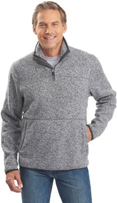 Woolrich Men's Grindstone Fleece Half Zip Top