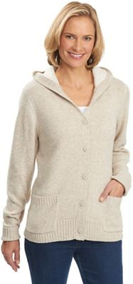 Woolrich Women's Tanglewood Button Front Hoodie