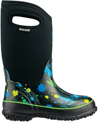 Bogs Youth Classic Paint Splat Boot