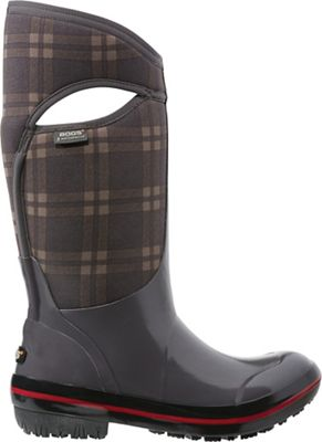 Bogs Women's Plimsoll Plaid Tall Boot