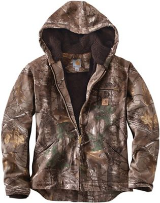Carhartt Men's Camo Sierra Jacket
