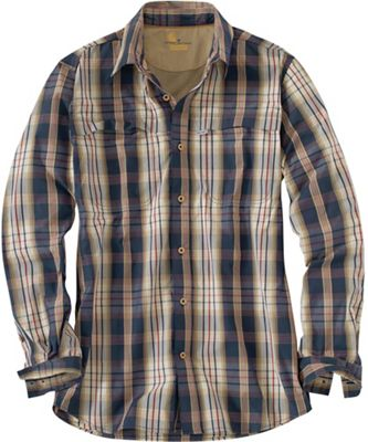 Carhartt Men's Force Mandan LS Shirt