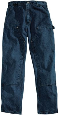 Carhartt Men's Relaxed Fit Double Front Washed Logger Jean