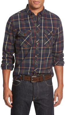 Jeremiah Men's Barrett Brushed Twill Plaid Shirt