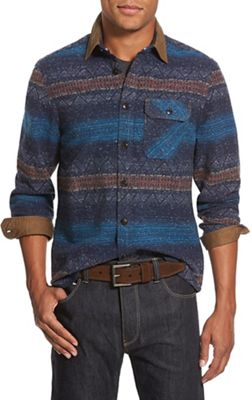 Jeremiah Men's Hidalgo Blanket Stipe Shirt