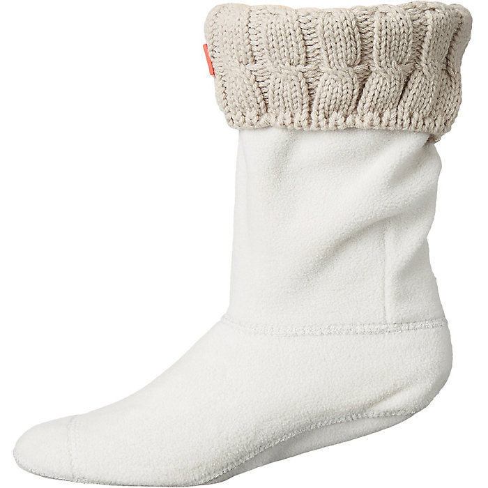 ddb41e57dbfd0 Hunter Women's Original 6 Stitch Cable Short Boot Sock - Moosejaw