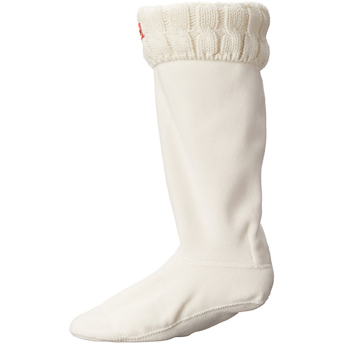 62f6bff6d5c7c Hunter Women's Original 6 Stitch Cable Tall Boot Sock - Moosejaw