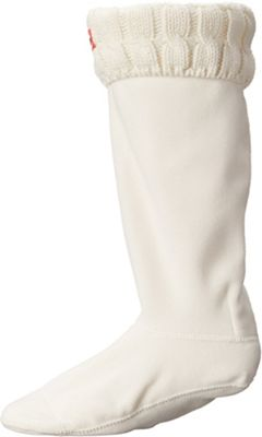 Hunter Women's Original 6 Stitch Cable Tall Boot Sock