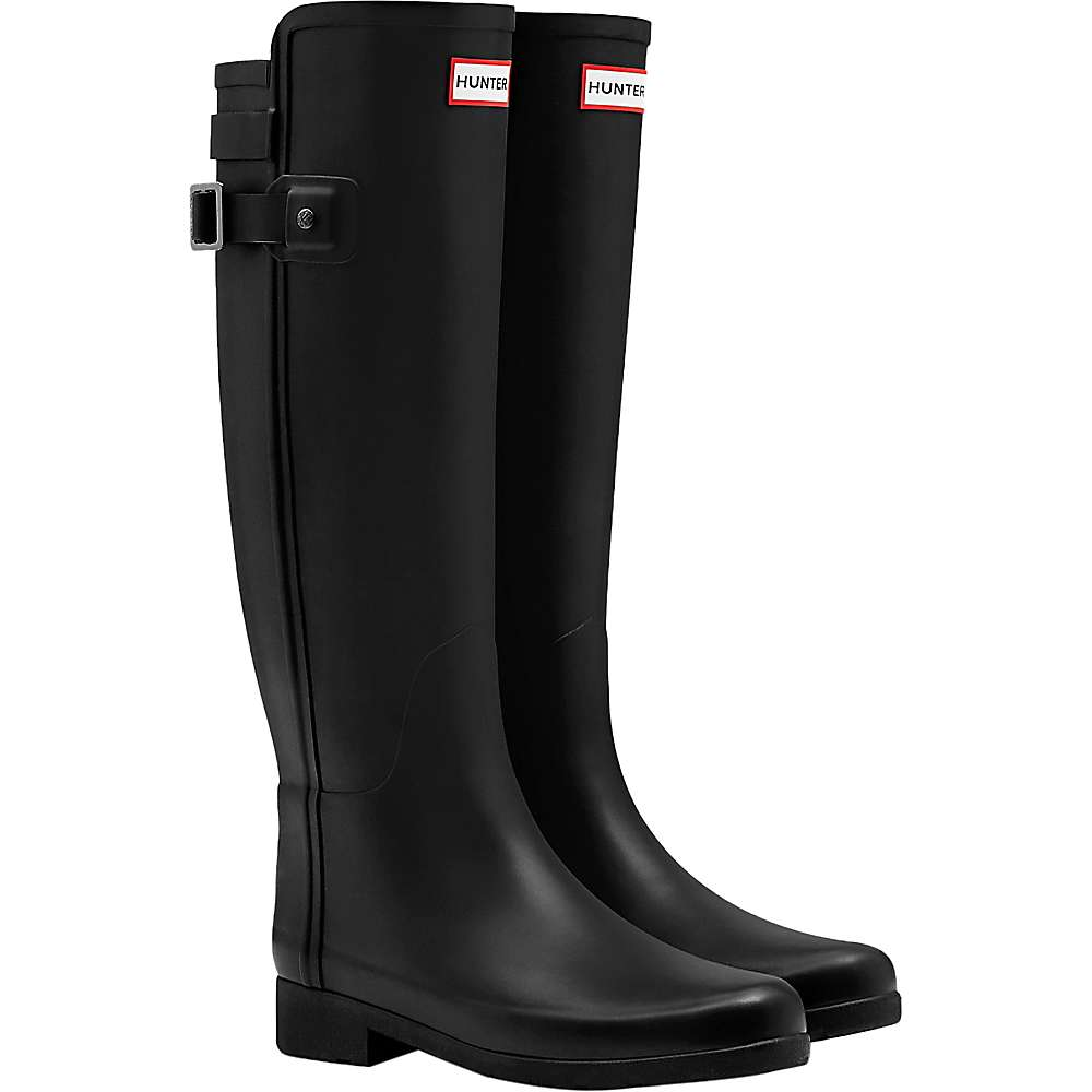 Hunter Women's Original Refined Back Strap Tall Boot - at Moosejaw.com