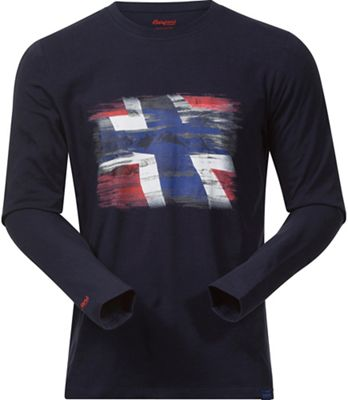 Bergans Men's Norway LS Shirt