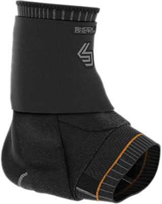 Shock Doctor Ultra Compression Knit Ankle Support w/Gel Support and Figure-8 Straps