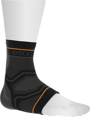 Shock Doctor Ultra Compression Knit Ankle Support w/Gel Support